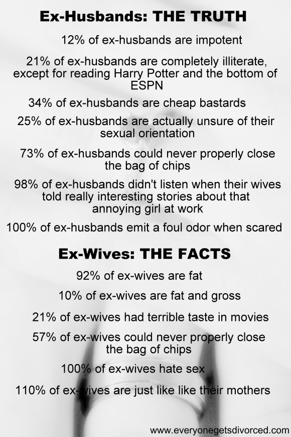 divorce humor